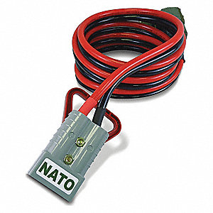 Dsr Proseries Nato Power Connector Gray 1 0 Wire Size Awg 0 437 Max Wire Dia 406f5894500813 Grainger
