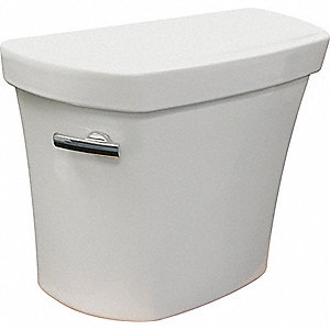 Wellworth® 1.28 gpf Toilet Tank, Right Hand Trip Lever, White