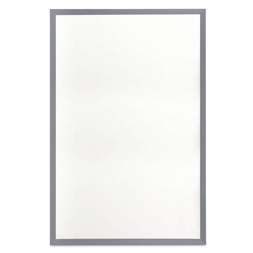GRAINGER APPROVED Poster Frame, 24 x 36\