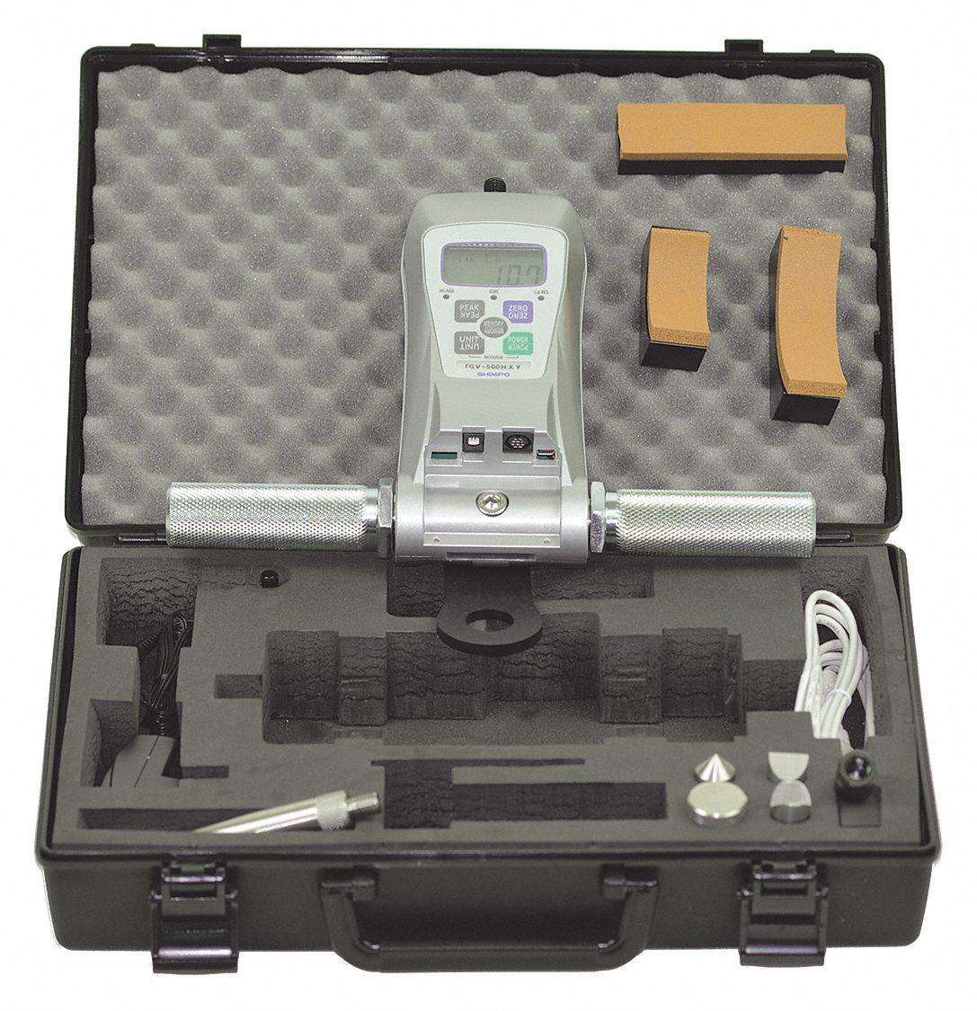 Physical Therapy Kit,  +/-0.2% F.S Accuracy,  4 Digit LCD Display