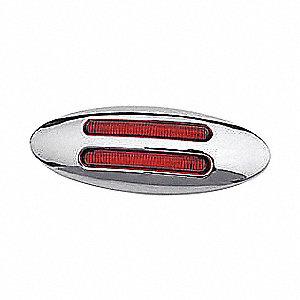 LAMP MARKER SLM LED 8D RED