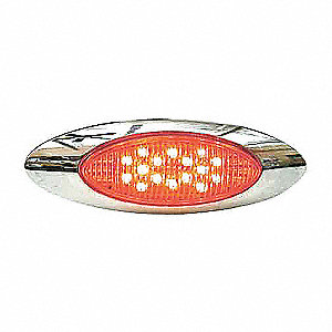 LAMP LED GEN1 STYLE 16D RED