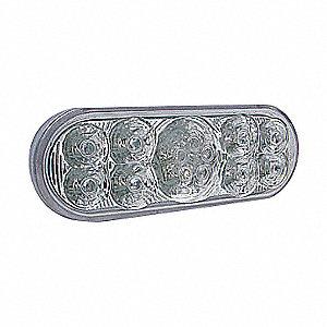LAMP OVAL SUPER LED 13D CLR/AMB