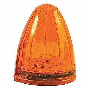 LAMP CAB PTRBLT LED 19D AMBER