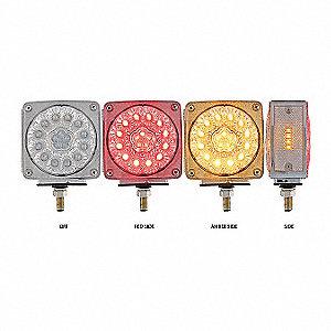 LAMP SQ DB FC-S PT-CL-PA SP LED 38D