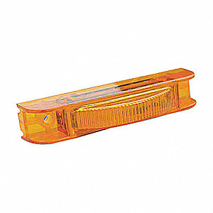 LAMP THIN LINE LED 7D AMBER