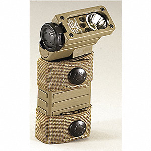 FLASHLIGHT AVIATION MOLLE RET COY