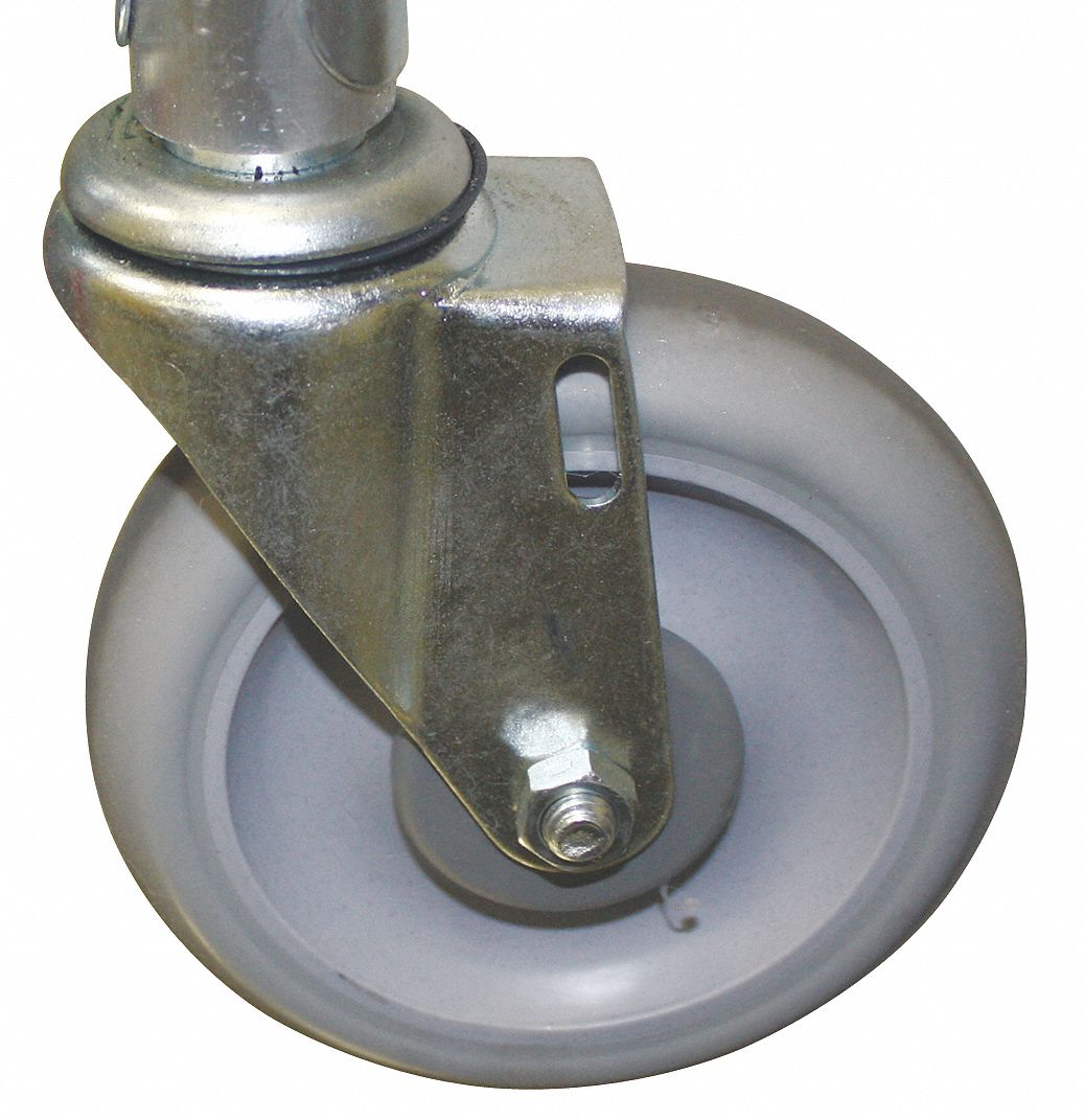 Swivel Stem Caster, for Convertible