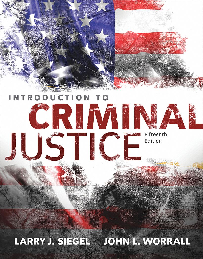 intro to criminal justice paper Intro to criminal justice paper essay  what justice means to me is simple, you commit a crime and you pay the appropriate price for what one has done - intro to criminal justice paper essay introduction for example say someone one murdered someone in cold blood justice would be for that person to receive a life sentence without the chance of parole.