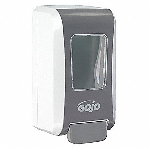 SOAP DISPENSER 2L WHITE/GRAY