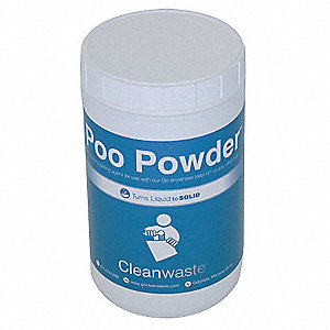 Poo Powder Waste Treatment,120 Scoops