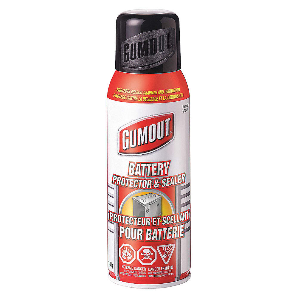 GUMOUT BATTERY PROTECTOR AND SEALER 141 G - Automotive