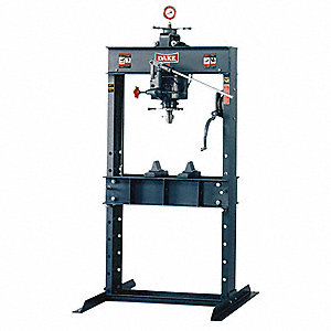 Hydraulic Press,50 t,Manual Pump