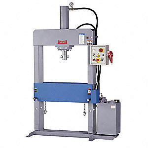 Hydraulic Press,40 t,Electric Pump
