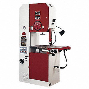 2-1/4 HP Vertical Band Saw, Voltage: 230/460, Max. Blade Length: 183""