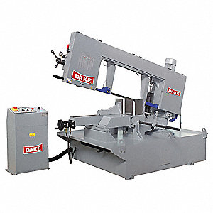 3 HP Horizontal Miter Band Saw, Voltage: 230/460, Max. Blade Length: 204-1/2""