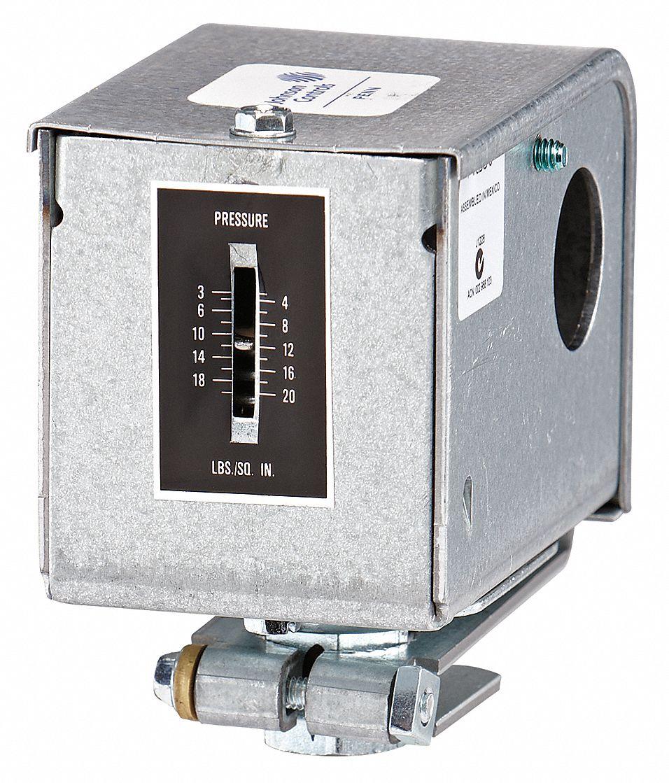 Pneumatic Pressure Controls
