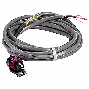 johnson controls wiring harness, 6-1/2 ft  - 40g463|wha-pkd3-200c - grainger
