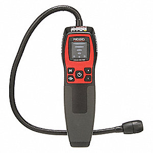 Combustible Gas Detector,0 to 6400 ppm