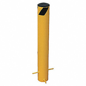 POUR IN PLACE BOLLARD 48.5X5.56 IN