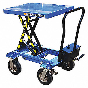 PN TIRE HYDRAULIC CART 1000 LBS