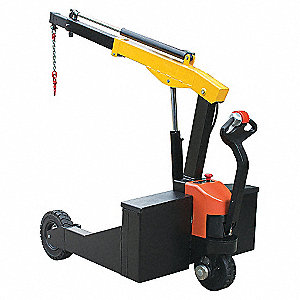 ROUGH TERRAIN ELECTRIC FLOOR CRANES