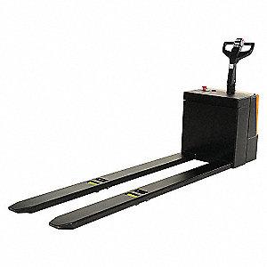ELECTRIC PALLET TRUCK 27X96-(4)6 V