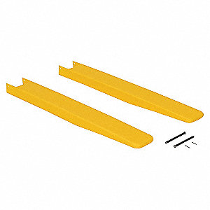 FORK BLADE PROTECTORS POLY 4X36