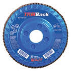 FLEXOVIT Flap DISC ZIRCOTEX 4-1//2X7//8 10//Each Z4500F