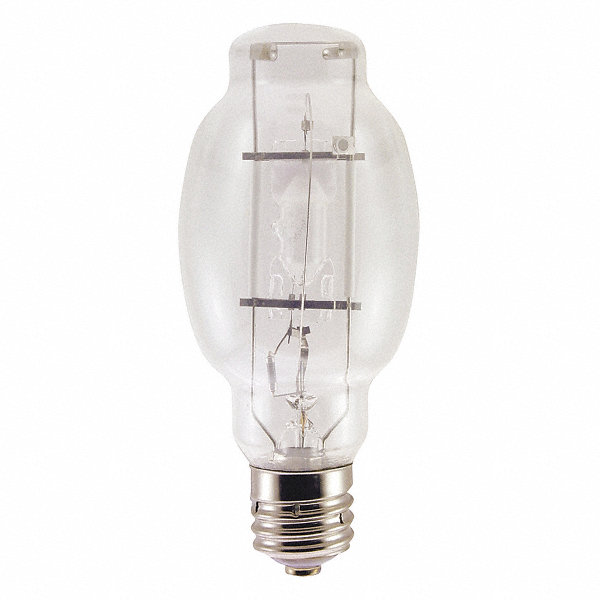 SHAT-R-SHIELD 250 Watts Metal Halide HID Lamp, ED28, Mogul