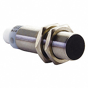 600 Hz Inductive Cylindrical Proximity Sensor with Max. Detecting Distance 12.0 mm