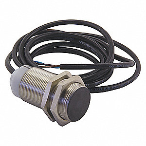 500 Hz Inductive Cylindrical Proximity Sensor with Max. Detecting Distance 15.0 mm