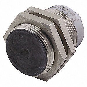 1,200 Hz Inductive Cylindrical Proximity Sensor with Max. Detecting Distance 10.0 mm