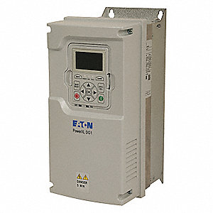 Variable Frequency Drive,1.5 Max. HP,3 Input Phase AC,480VAC Input Voltage