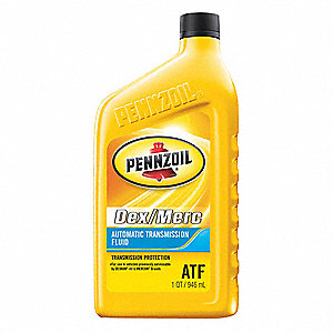 Auto Transmission Fluid,for DEXRON,1 qt.