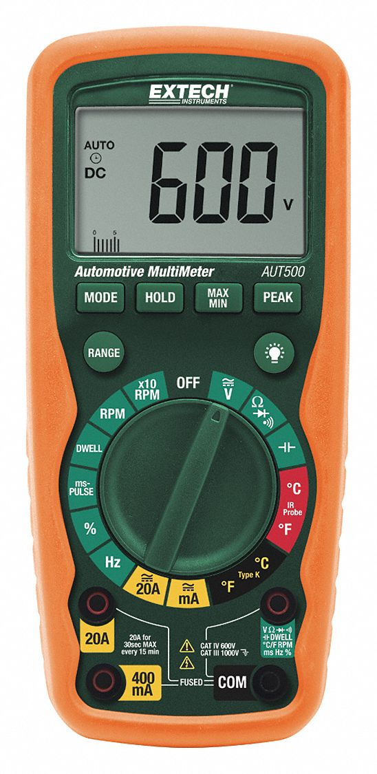 Automotive Test And Record Instruments