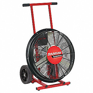 PPV PPV Fan, 1-1/2 HP HP, 115V Voltage, Variable to 3500 rpm Blower/Fan Speed