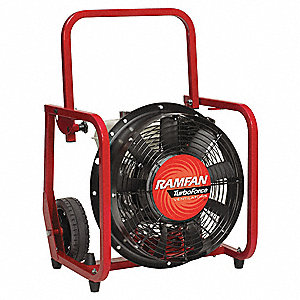 PPV Fan,Gas,18 In,4.8 HP