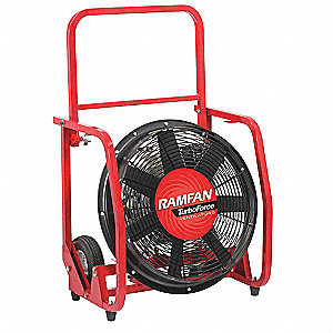 PPV Fan,Gas,21 In,4.8 HP