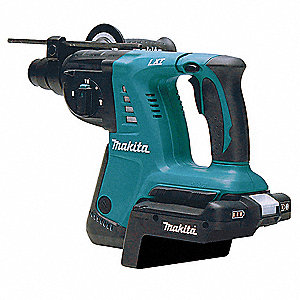 Cordless Rotary Hammer Drill,14-1/4 In.L