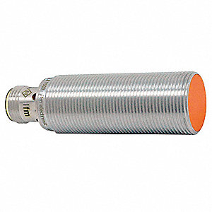 400 Hz Inductive Cylindrical Proximity Sensor with Max. Detecting Distance 8.0 mm