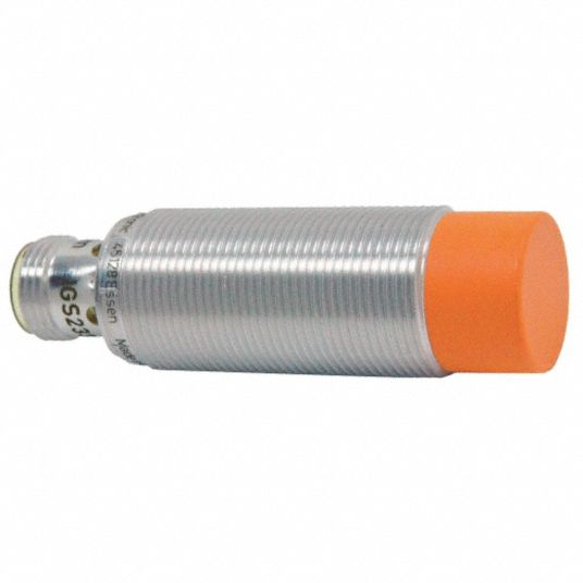 300 Hz Inductive Cylindrical Proximity Sensor with Max. Detecting Distance 12.0 mm