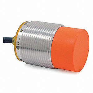 100 Hz Inductive Cylindrical Proximity Sensor with Max. Detecting Distance 22.0 mm