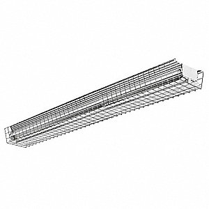 "96"" x 11-3/4"" x 5-3/8"" Loading Dock with Narrow Light Distribution"