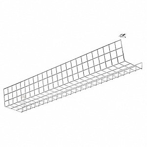 Wire Guard,F/FDK 4ft 2 lamp