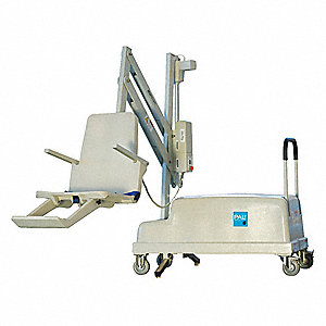 Pool Lift w/Access Key,Arm Rests,300lb