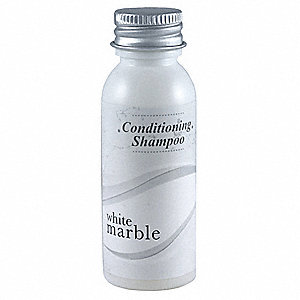 Liquid Shampoo and Conditioner, Clean Fragrance, 0.75 oz. Squeeze Bottle, 288 PK