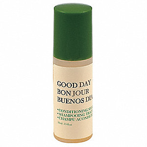 Good Day Conditioning Shampoo, Clean Fragrance, 0.75 oz., 144 PK