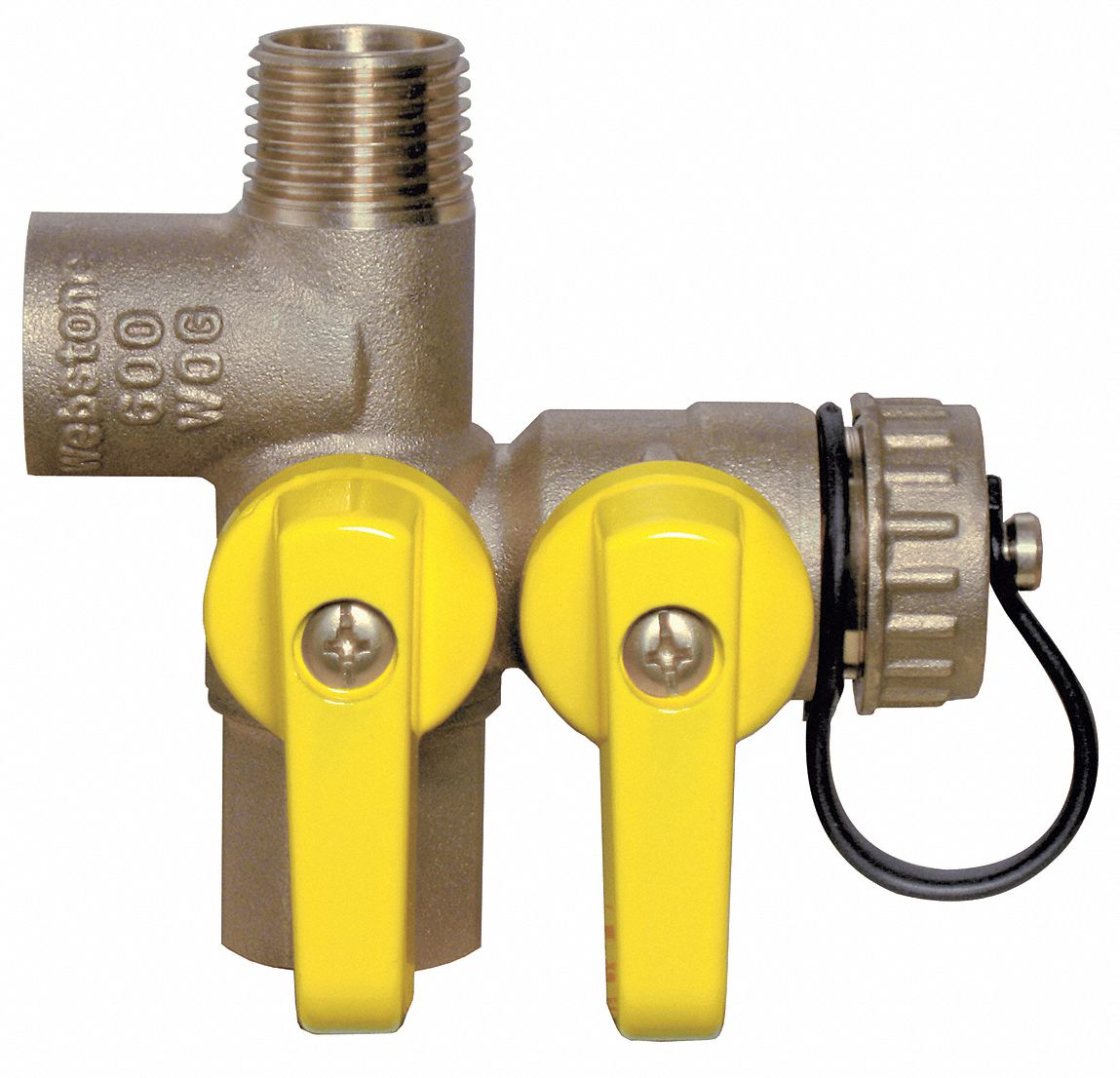 Purge And Fill Valves