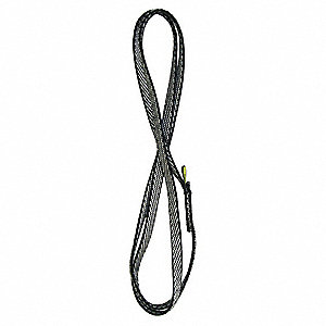 Web Sling,12 mm Dia.,L 24 In